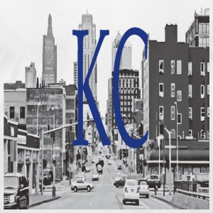 Kansas City - Men's T-Shirt by American Apparel