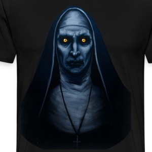 Valak - The nun - Conjuring 2 - Men's Premium T-Shirt