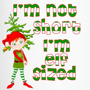 Not short Elf sized - Travel Mug