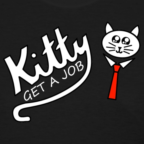 Kittytrans black shirt