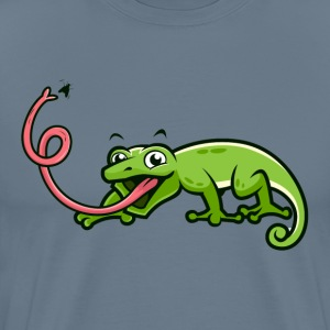 Hungry Lizard - Men's Premium T-Shirt