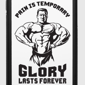 Pain Is Temporary. Glory Lasts Forever. Phone & Tablet Cases - iPhone 6/6s Rubber Case