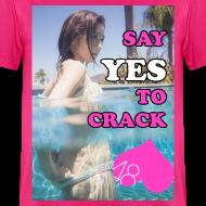Design ~ Mayuyu Say YES to Crack!!