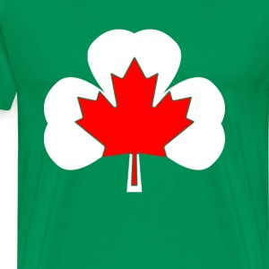 T-shirt for Canadian Irish people - Men's Premium T-Shirt