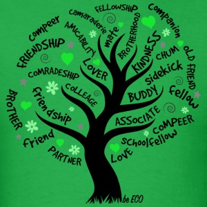 be ECO Tree T-Shirts - Men's T-Shirt