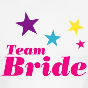 Bride team T-Shirts - Men's Ringer T-Shirt