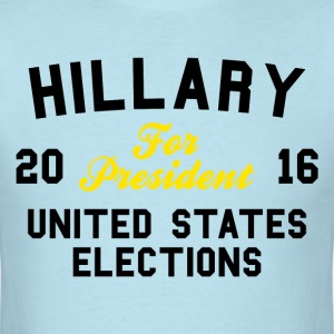 Vote Hillary Clinton 2016 shirt - Men's T-Shirt