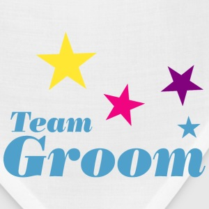 Team groom Caps - Bandana