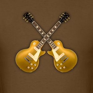 les paul goldtop - Men's T-Shirt