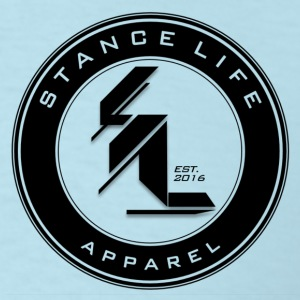 Stance Life Apparel Mini Logo - Men's T-Shirt