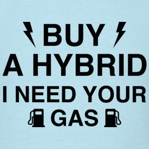 Buy A Hybrid - Men's T-Shirt
