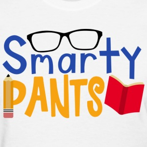 Smarty Pants - Women's T-Shirt