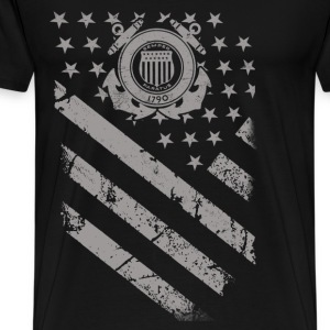 United States coast guard seal - Men's Premium T-Shirt
