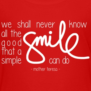 A simple smile (dark) Baby & Toddler Shirts - Toddler Premium T-Shirt