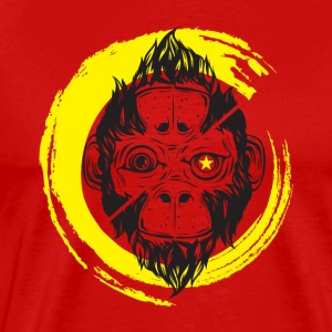 monkey change 2 - Men's Premium T-Shirt