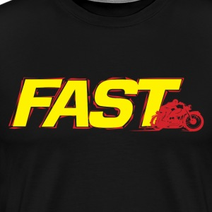 ever fast moto - Men's Premium T-Shirt