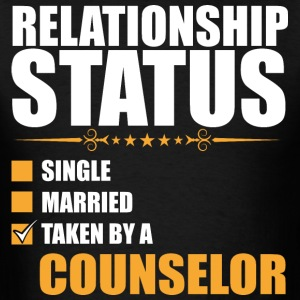 Relationship Status Single Married Taken By A Coun - Men's T-Shirt