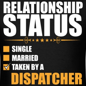 Relationship Status Single Married Taken By A Disp - Men's T-Shirt