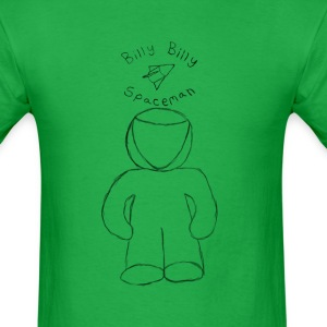 Billy Billy Sketch Design - Men's T-Shirt