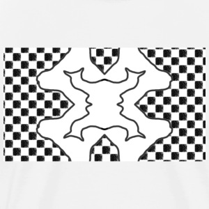 Chess X - Men's Premium T-Shirt