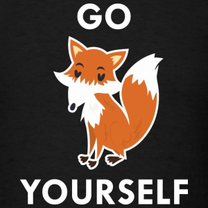 Go Fox Yourself - Men's T-Shirt