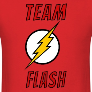 Team Flash - Men's T-Shirt
