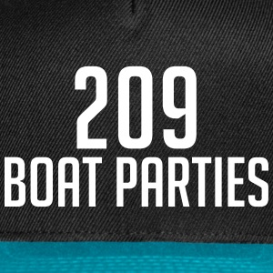 209 Boat Parties  Sportswear - Snap-back Baseball Cap