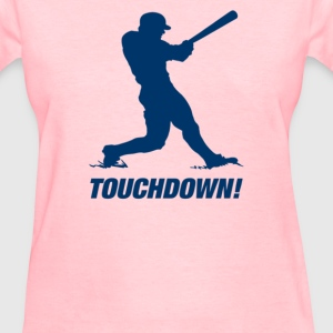 touchdown-large - Women's T-Shirt