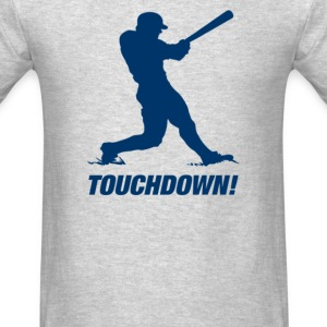 touchdown-large - Men's T-Shirt