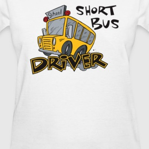 Short Bus Drive - Women's T-Shirt