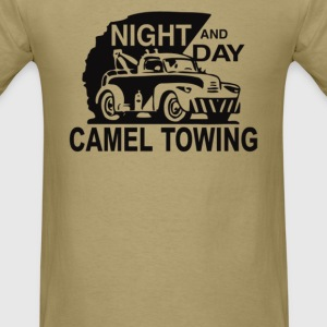 Night And Day Camel Towin - Men's T-Shirt