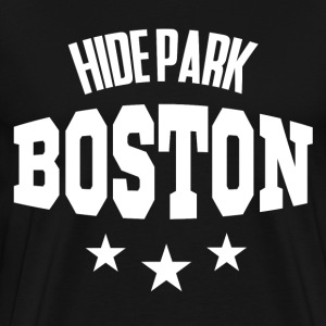 BOSTON2.png T-Shirts - Men's Premium T-Shirt