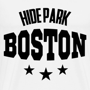 BOSTON1.png T-Shirts - Men's Premium T-Shirt