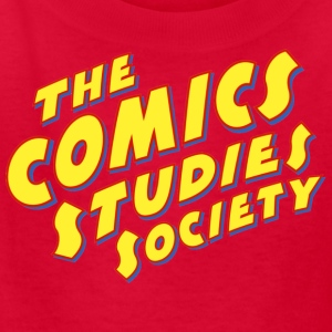 Comics Studies Society Kids t-shirt - Kids' T-Shirt