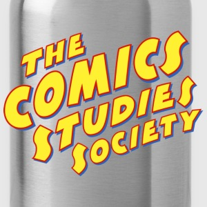 Comics Studies Society Water bottle - Water Bottle