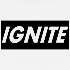 ignite sample t shirt png.png T-Shirts - Men's Premium T-Shirt