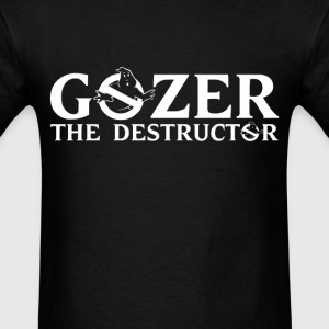 Gozer the Destructor - Men's T-Shirt