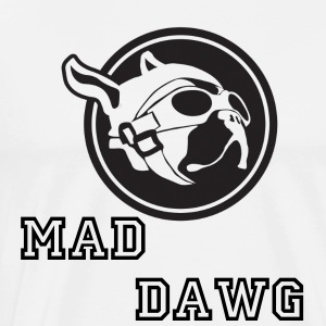 Mad Dawg Shirt - Men's Premium T-Shirt