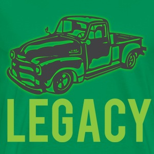 legacy green t shirt - Men's Premium T-Shirt