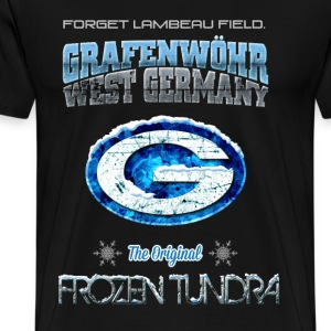 Grafenwohr: Frozen Tundra - Men's Premium T-Shirt
