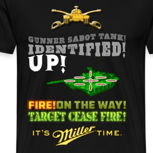 Tanker Command Cadence - Men's Premium T-Shirt