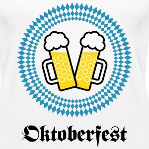 Oktoberfest (Wiesn / SVG / 3C) Tanks - Women's Premium Tank Top