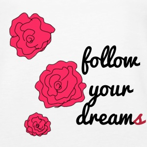 dreams - Women's Premium Tank Top