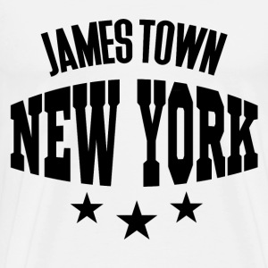JAMESTOWN1.png T-Shirts - Men's Premium T-Shirt