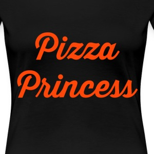 Pizza Princess  - Women's Premium T-Shirt