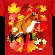 Design ~ A FOX in FALL