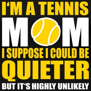 tennis mom T-Shirts - Women's Premium T-Shirt