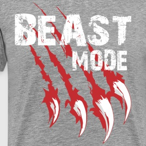 Beast mode - Men's Premium T-Shirt