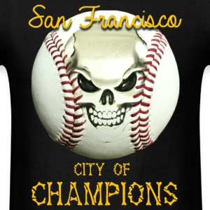CITY OF CHAMPIONS T-Shirts - Men's T-Shirt