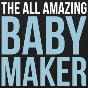 Amazing Baby Maker Funny Quote Sportswear - Men's Premium Tank